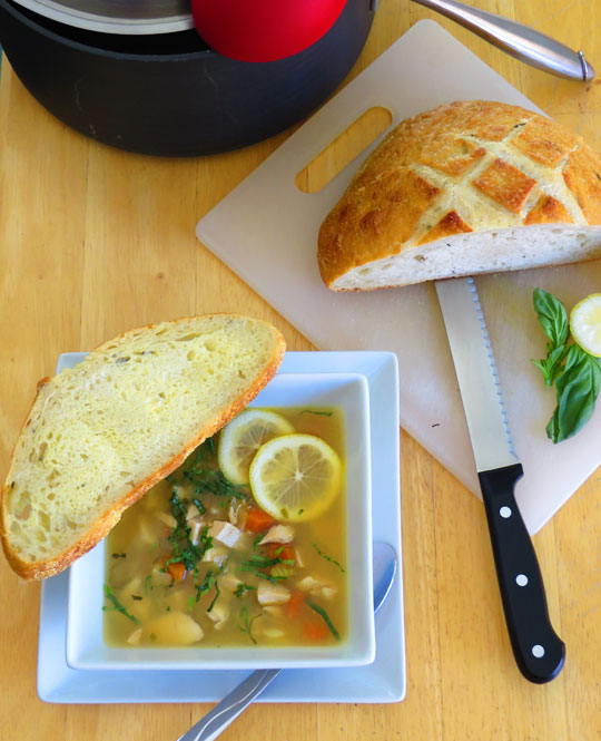 lemon-basil-chicken-soup