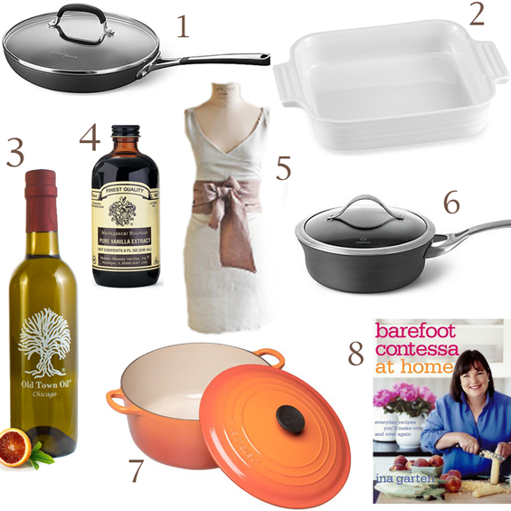 gift guide for cooking & baking