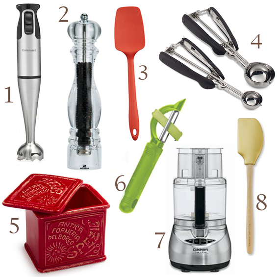 gift guide gadgets and prep tools | sunsets on the side