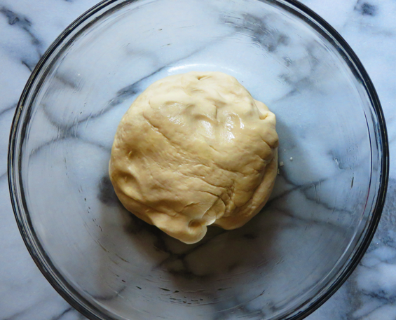 chicken parmesan pizza dough before | sunsets on the side